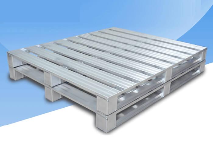 Aluminum Pallet - Leader of Light Pallet