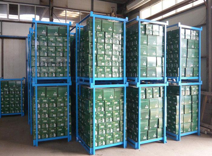 5 characteristics of stackable storage rack