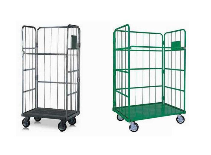 Logistics trolley carts