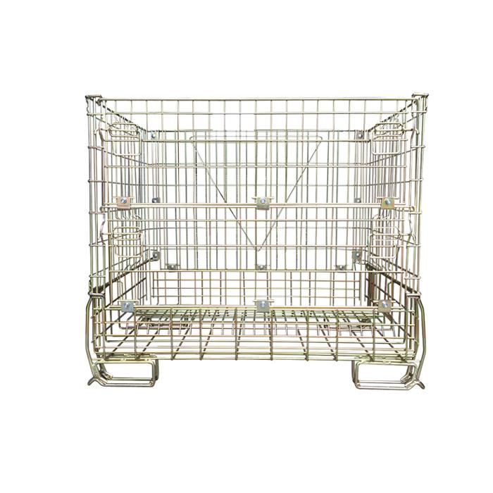Stacking Metal Storage Cages