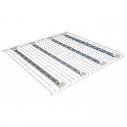 Galvanized Steel Wire Mesh Decks for Boltless Shelving